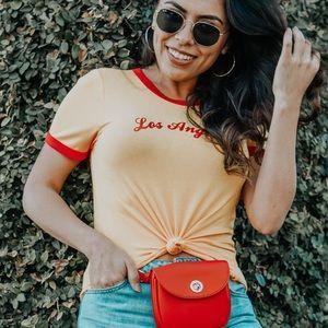 Tops - Los Angeles tee shirt